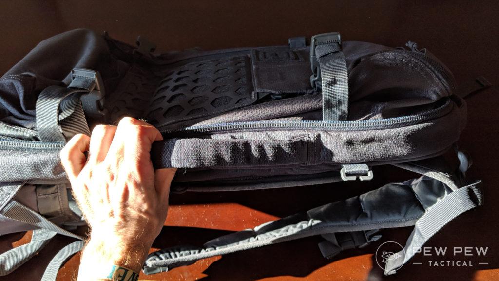 AMP72 Briefcase Handle