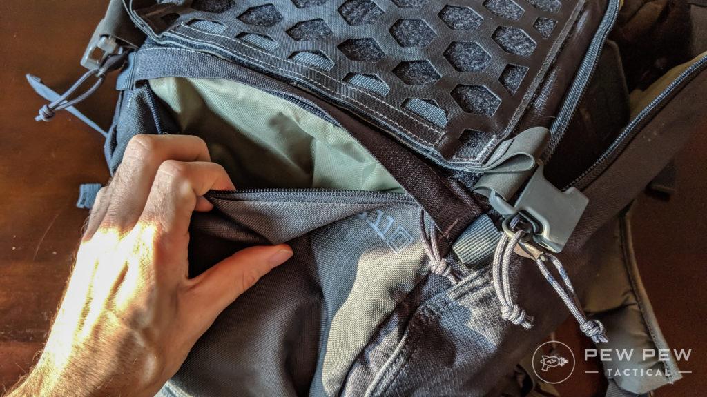 AMP72 Zipper Pouch Jacket
