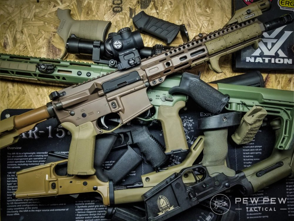 11 Best Ar-15 Grips  2019   Ditch That Poverty A2