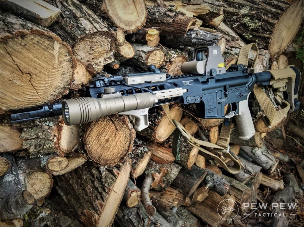 AR-15 Grip The BCM line-up is a great choice if you are looking for a reduced angle grip. (image7)