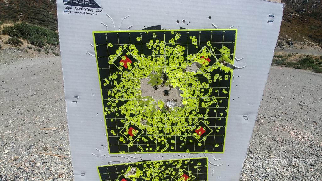 Beretta 390 target