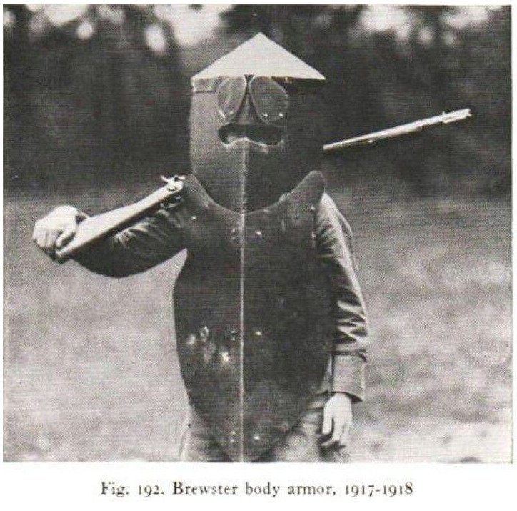 Brewster Body Shield