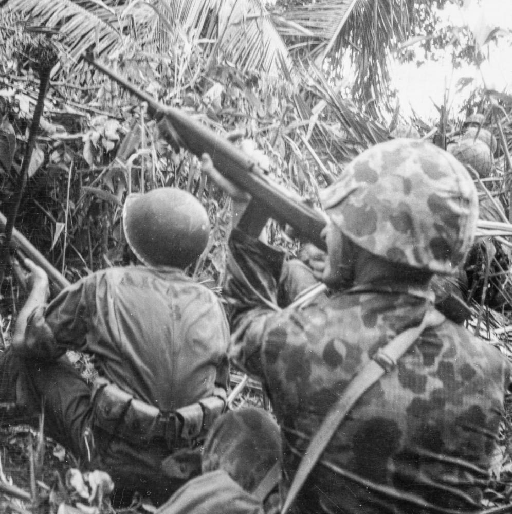 M1 Carbine WWII