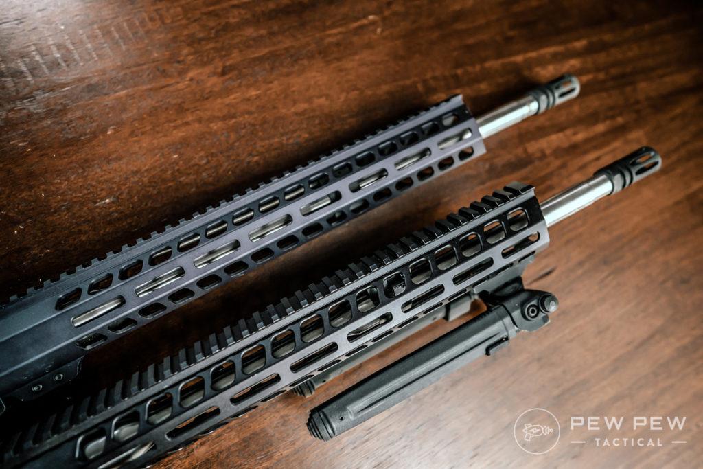 PSA Gen 2 vs Gen 3 AR-10