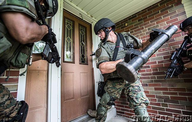 SWAT Entry Team