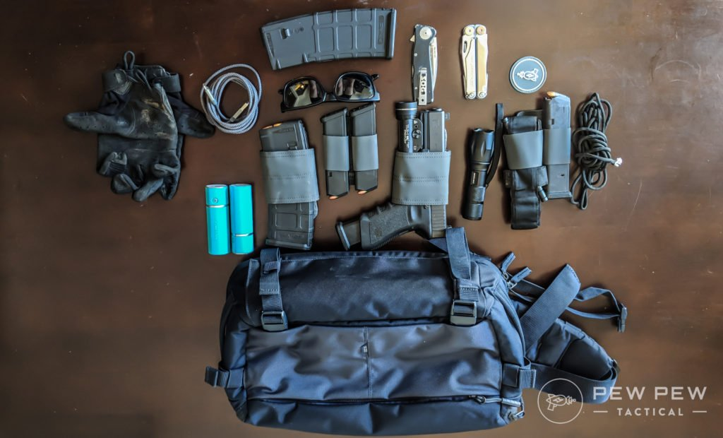 Sling Bag Overall Load