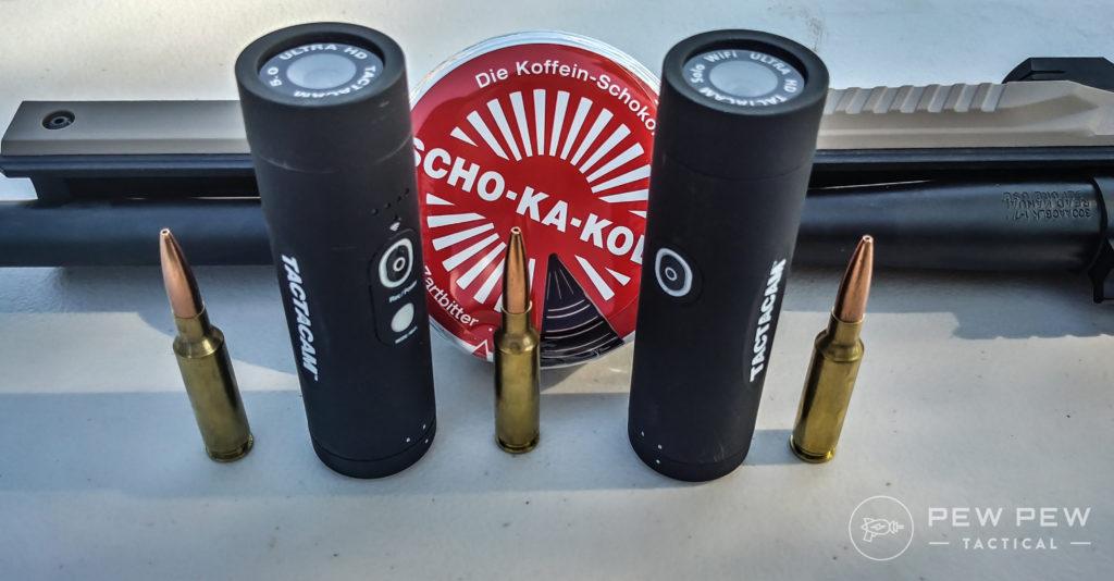 Tactacam and ammo