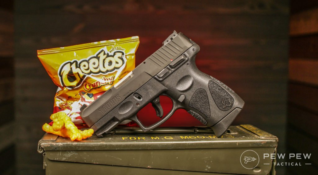 Taurus G2C and chips