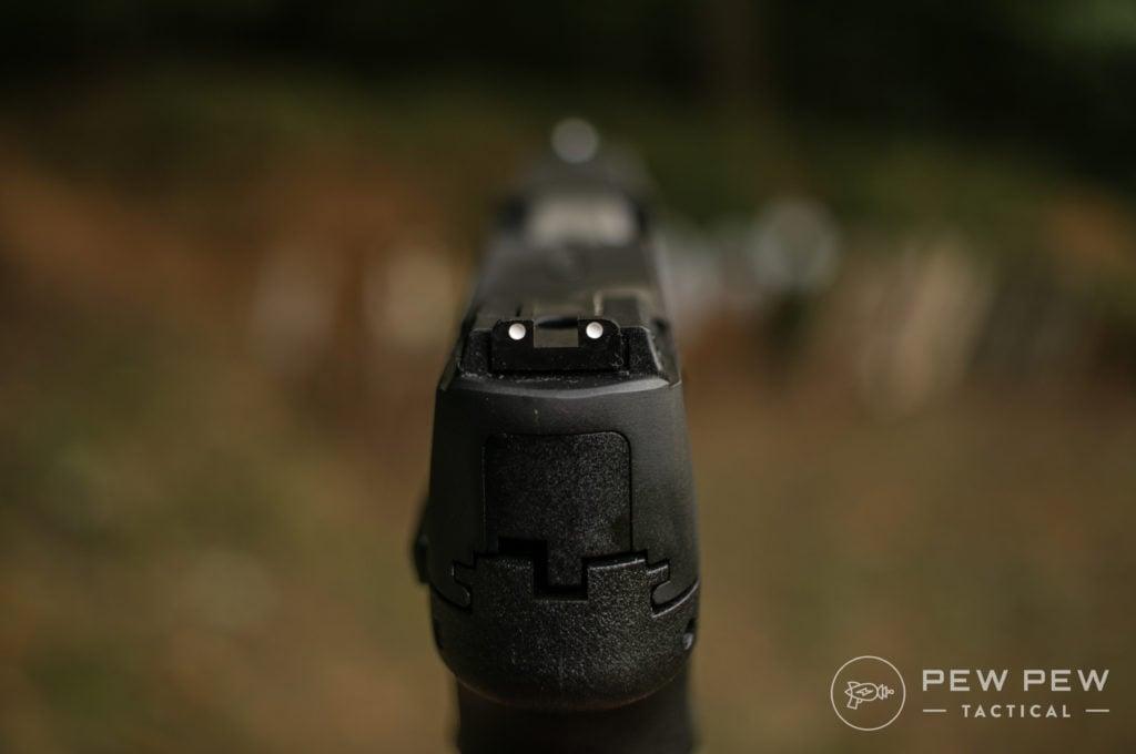 Taurus G2C sights