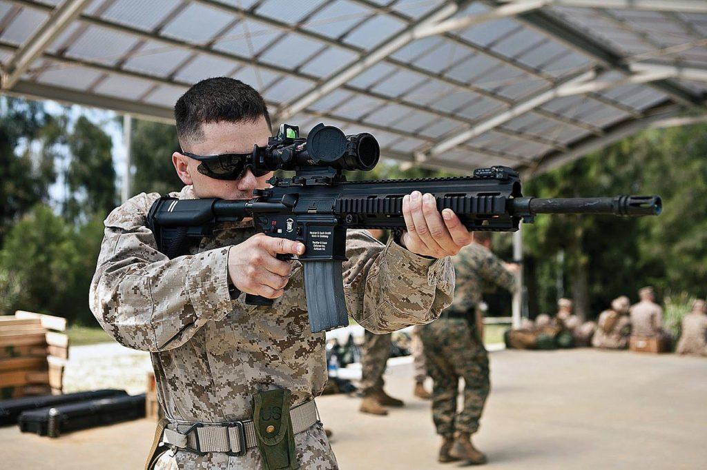 USMC M27 IAR