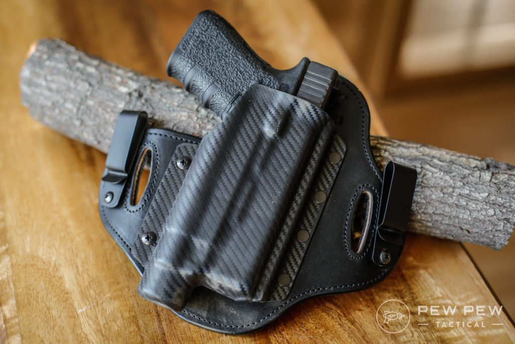 Hidden Hybrid Holsters G19 with TLR-1