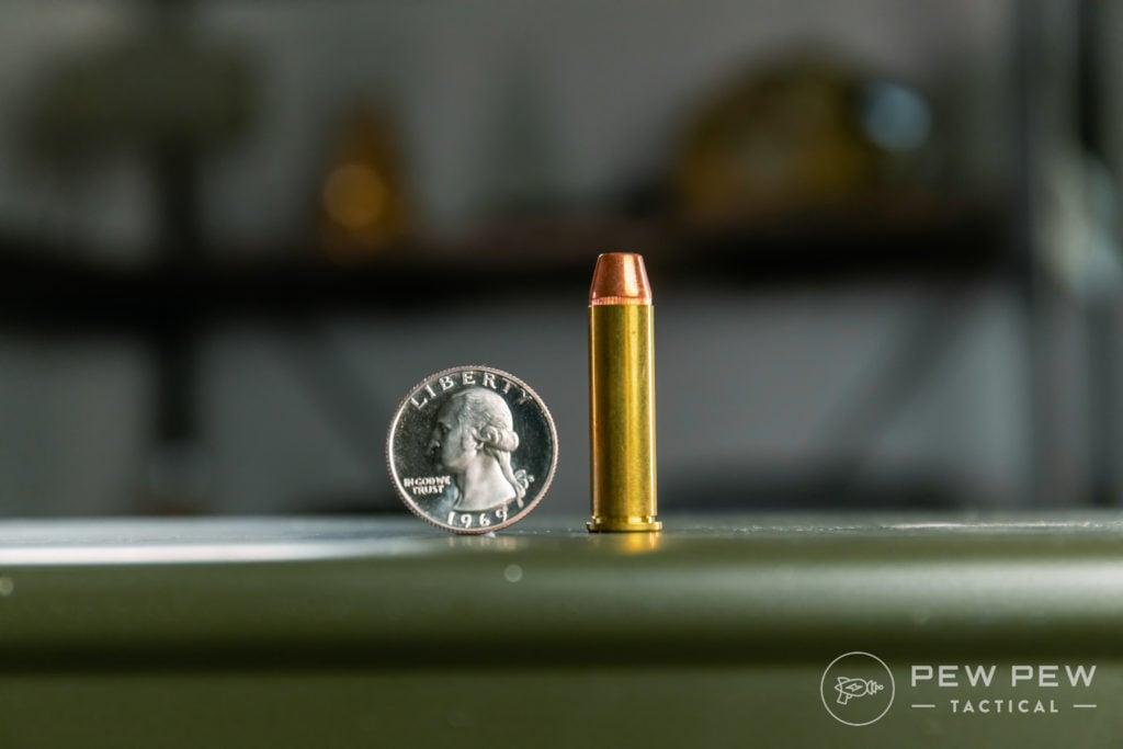 .357 Magnum Round