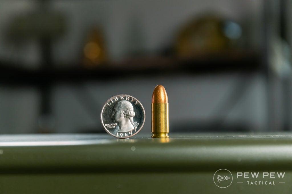 9mm Round (115gr)