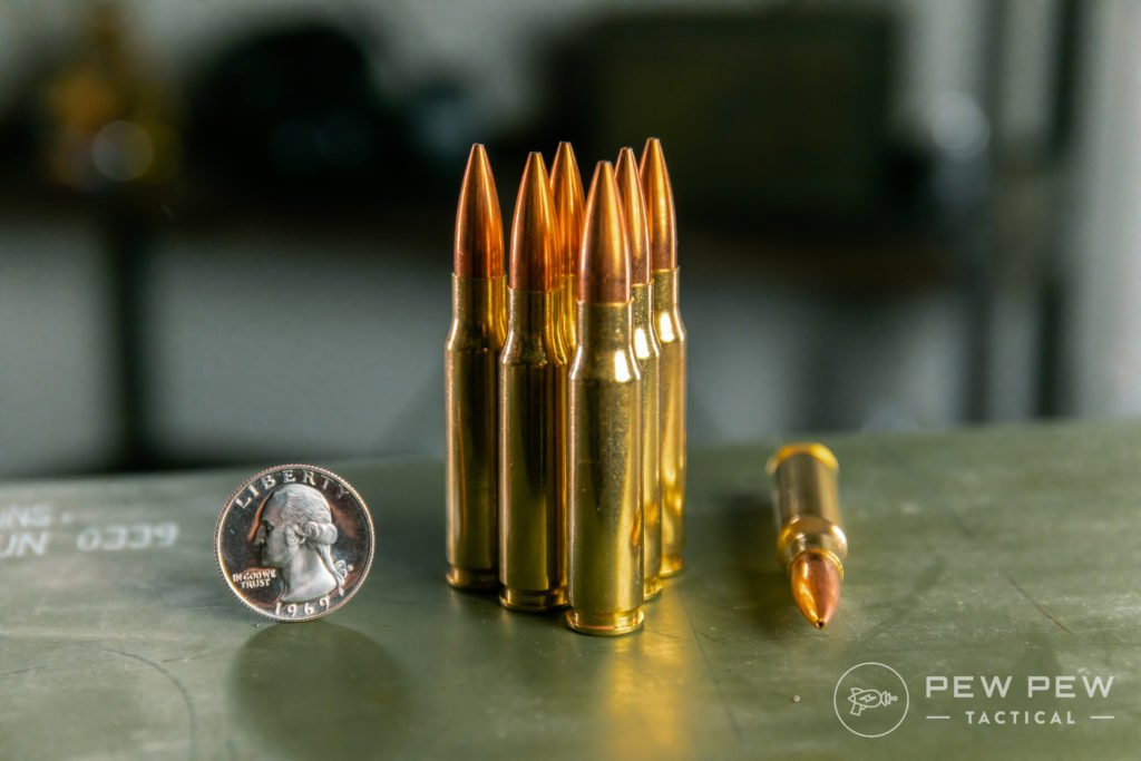 Some 7.62x51mm Rounds