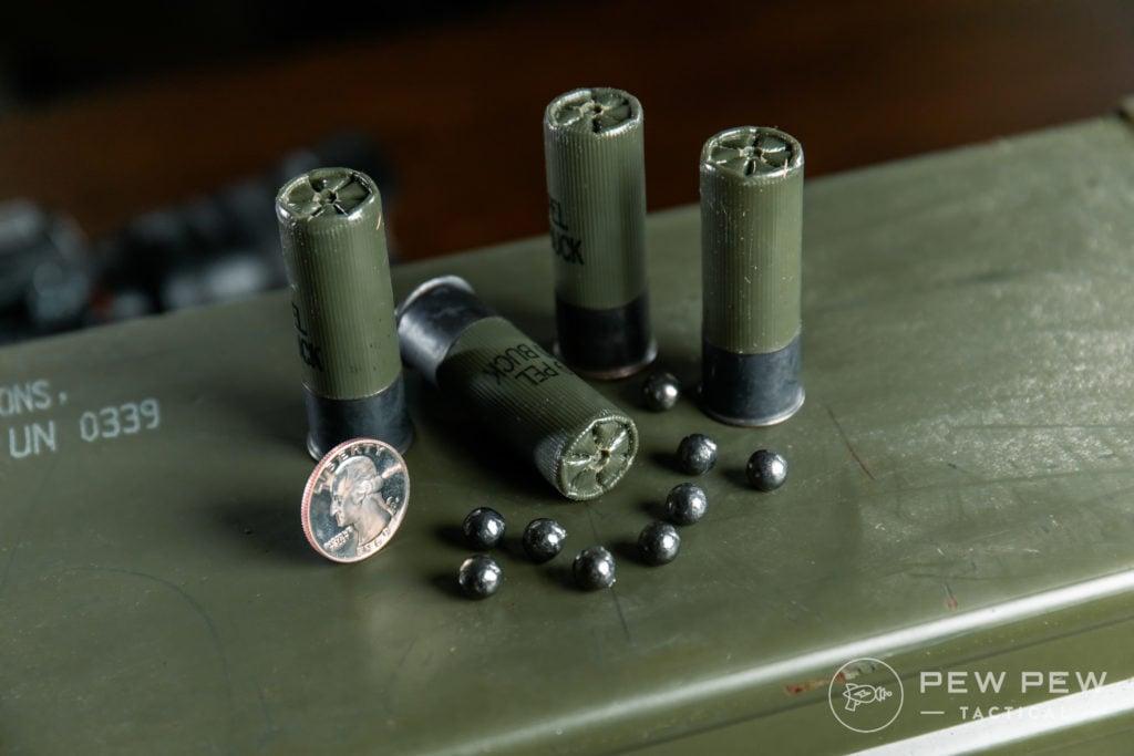 Winchester 12ga 00 Buckshot