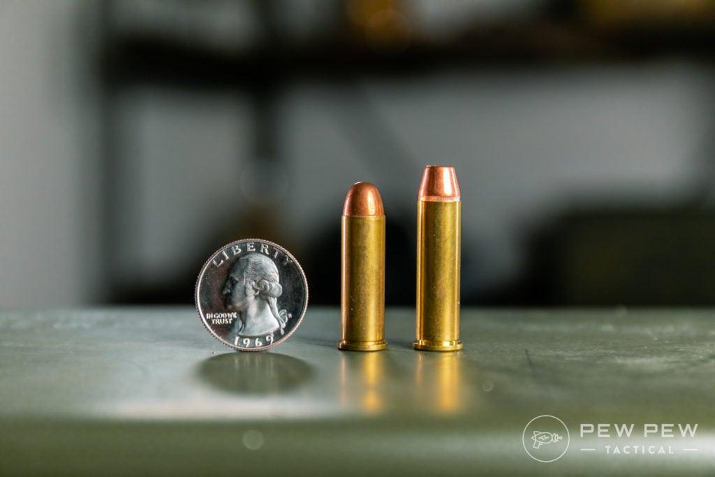 .38 Special vs .357 Magnum