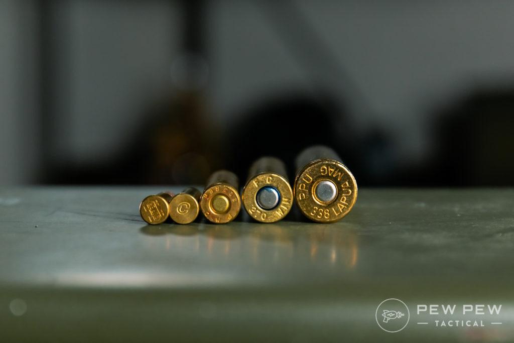 Rimfire vs Centerfire Cartridges