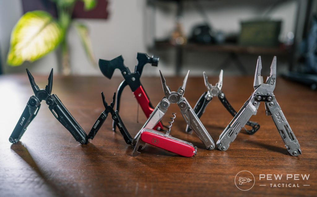 Multitool Family Photo