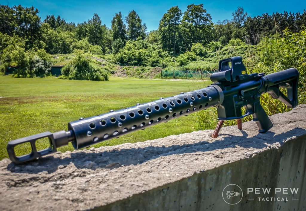 Alexander Arms .50 Beowulf