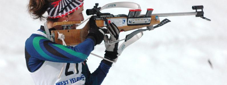 Altius Biathlon Rifle