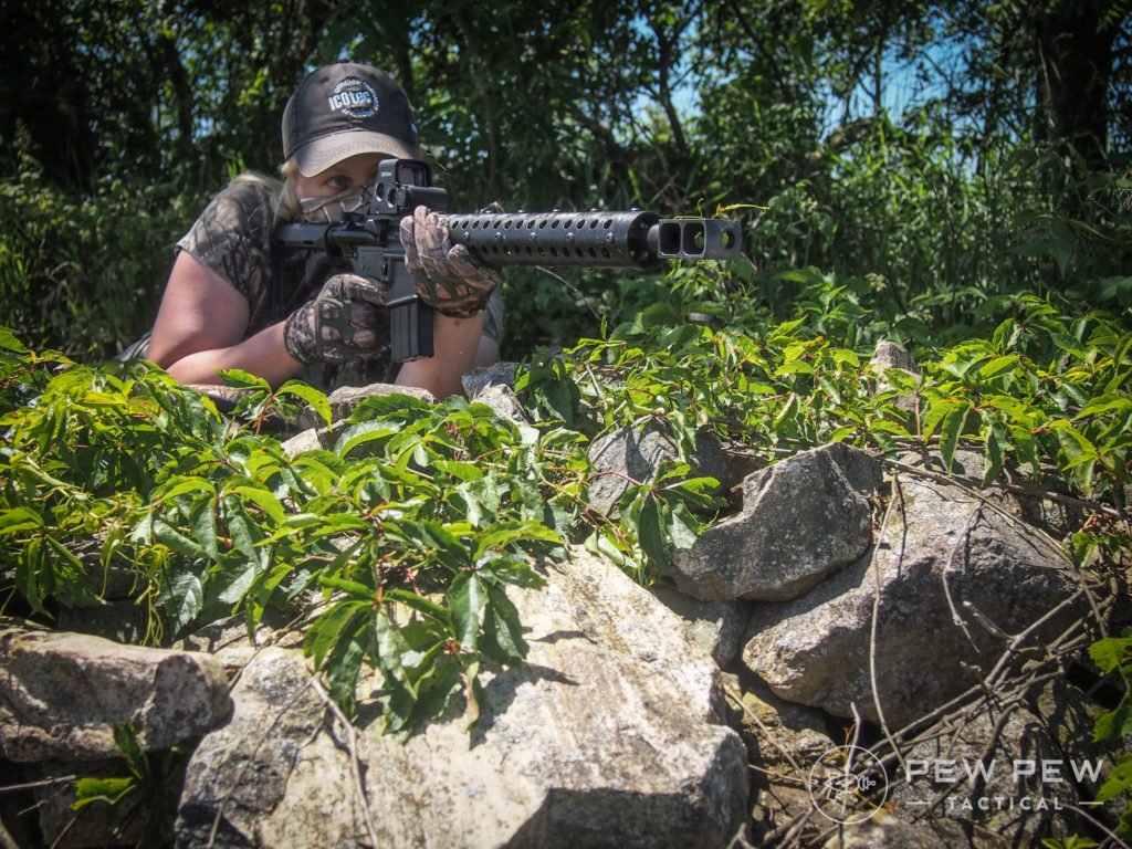 50 Beowulf Coyote Hunt