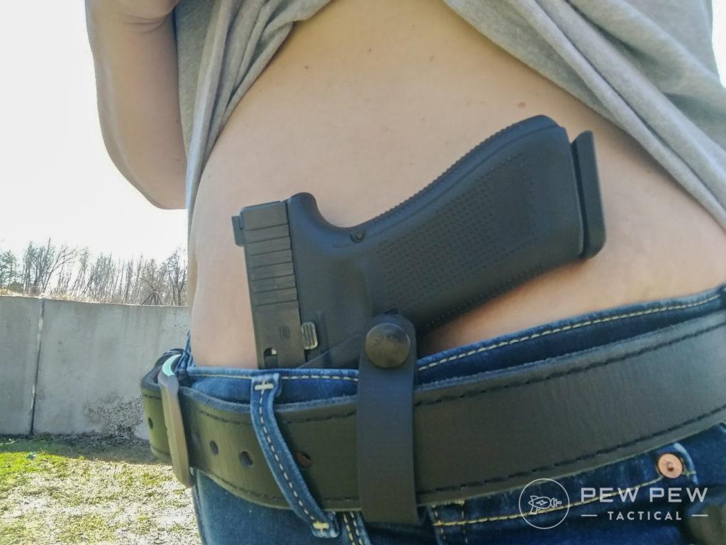Glock 17 CCW