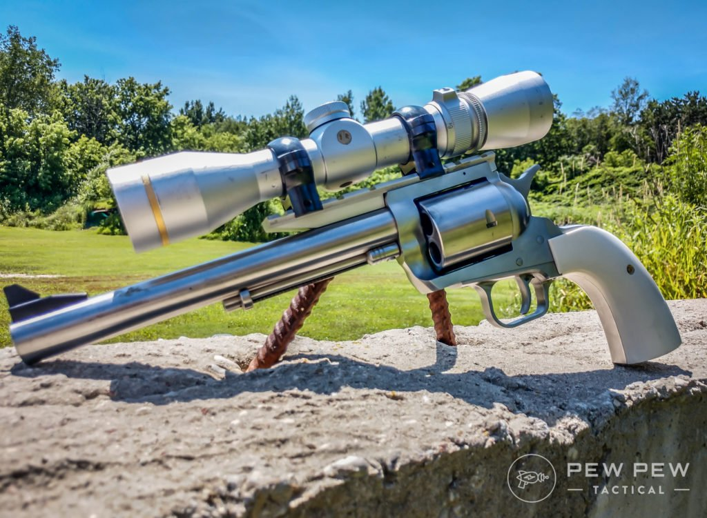 Magnum Research BFR in .500 Linebaugh