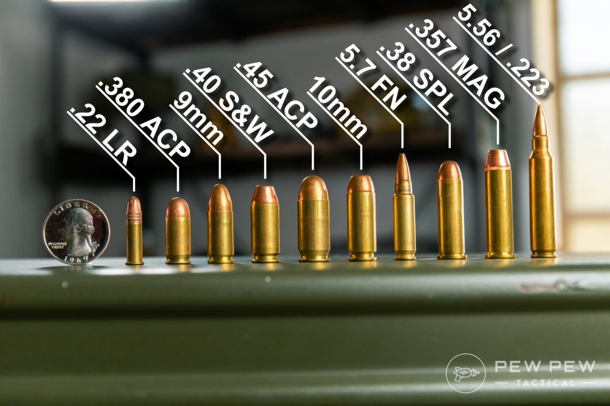 Handgun Calibers Definitive Guide Videos Pew Pew Tactical