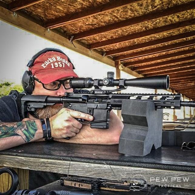 Ruger Pistol Day at the range
