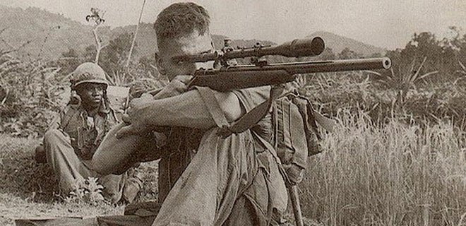 Sgt. Carlos Hathcock