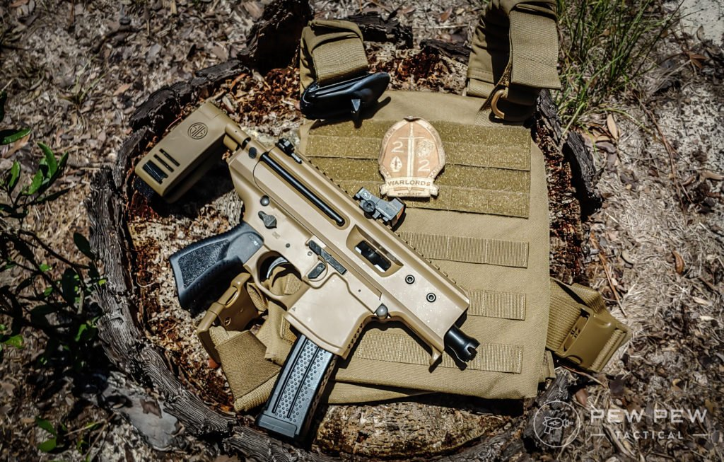 Sig Copperhead and kit