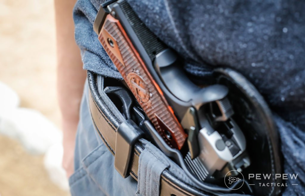 Best Concealed Carry Holsters [2019 Hands-On Tested] - Pew