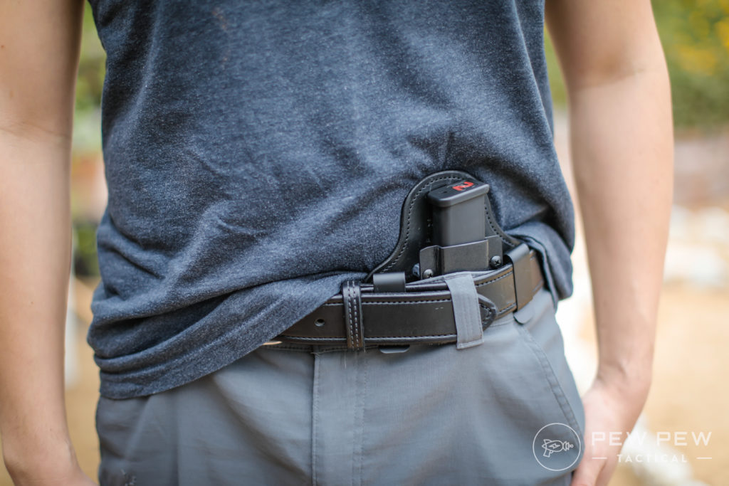 Hidden Hybrid Holsters Single Mag Carrier