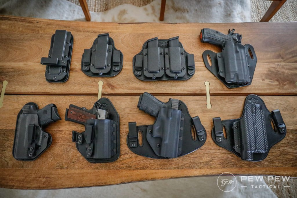 Hidden Hybrid Holsters Assortment