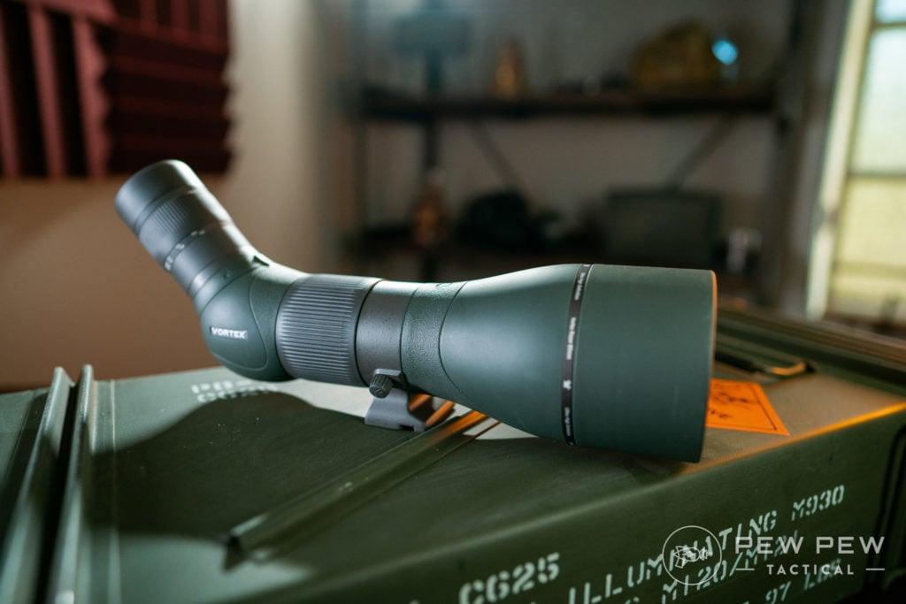 Vortex Razor HD Spotting Scope 27-60x