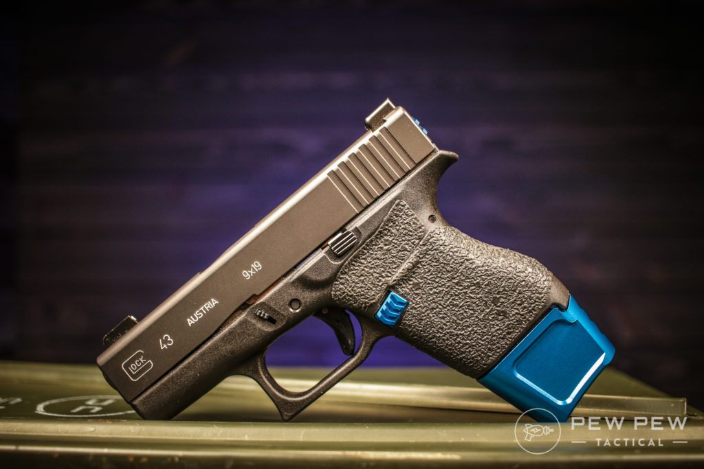 Tricked Out Tyrant G43