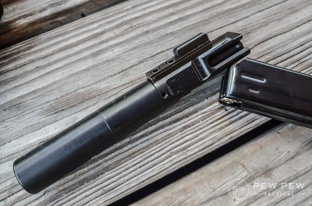 AR9 Colt BCG