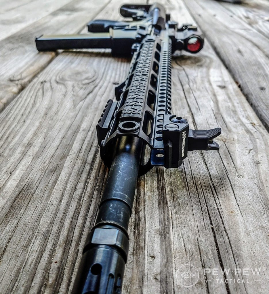 AR9 Colt Long Neck