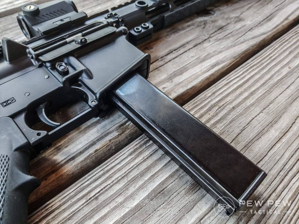 AR9 Colt Magazine