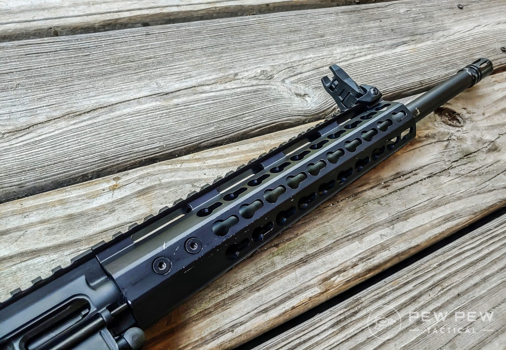 AR9 Colt Upper