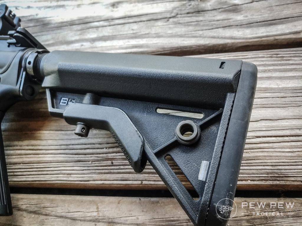 AR9 Colt stock