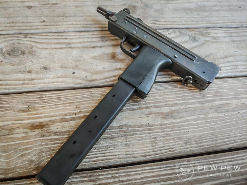 Cobray M11 looong mag