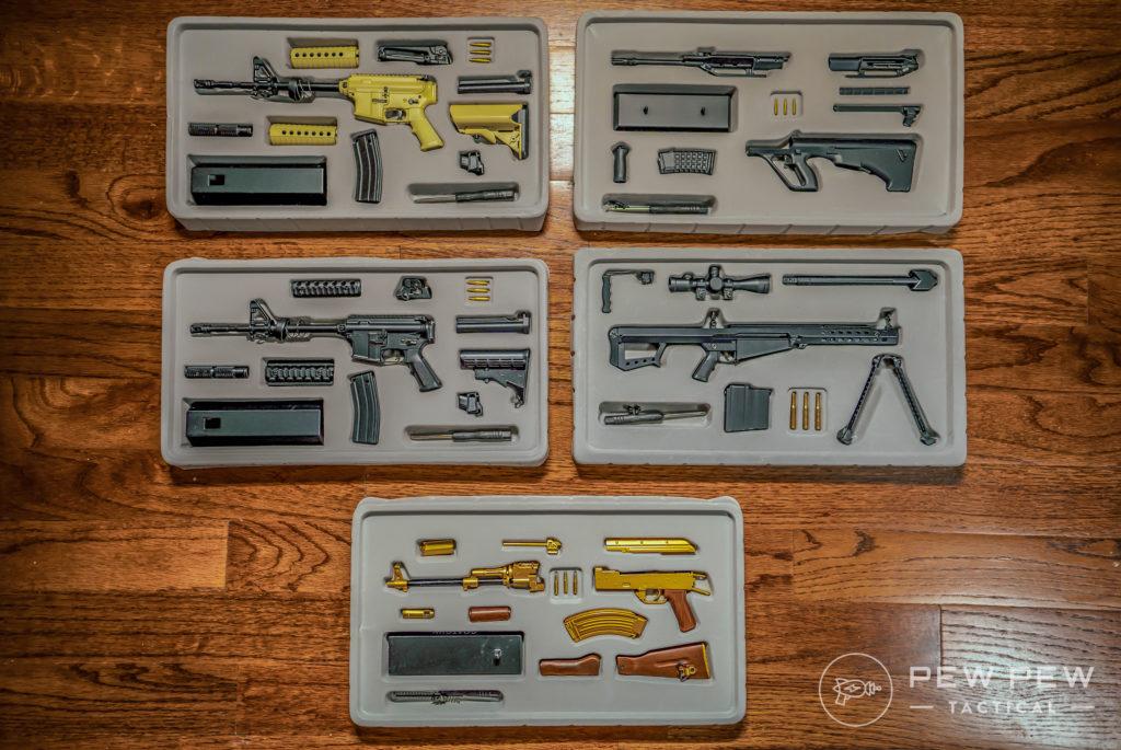 GOAT Guns, Pre-Assembled