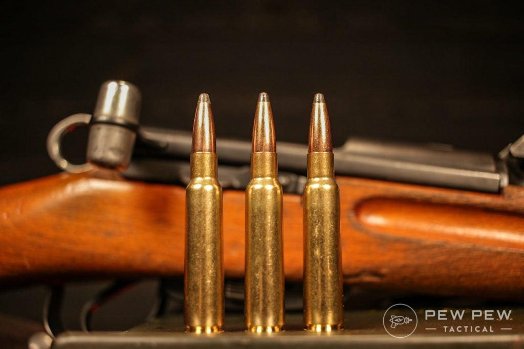 K31 and Swiss ammo