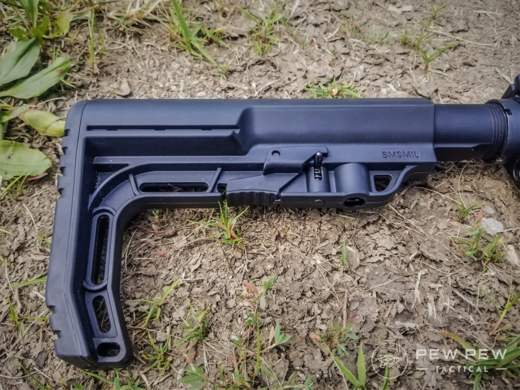 MFT Minimalist stock for AT3 build