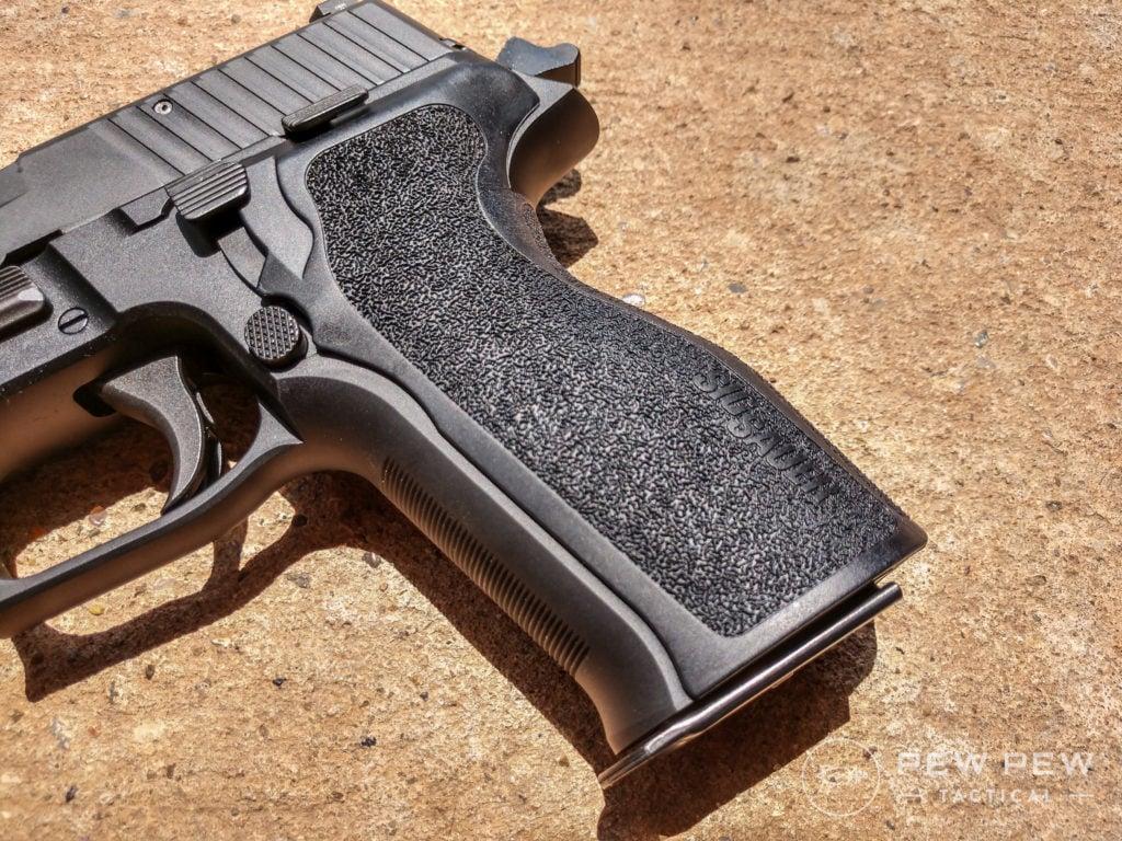 Sig P226 grip