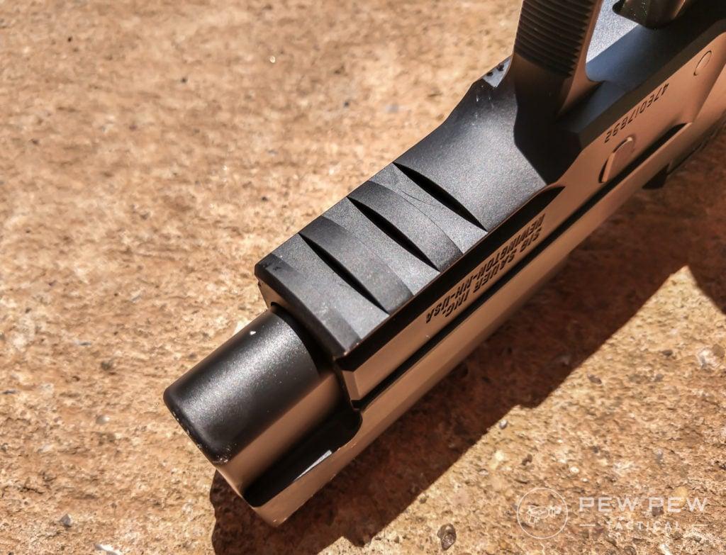 Sig P226 rails