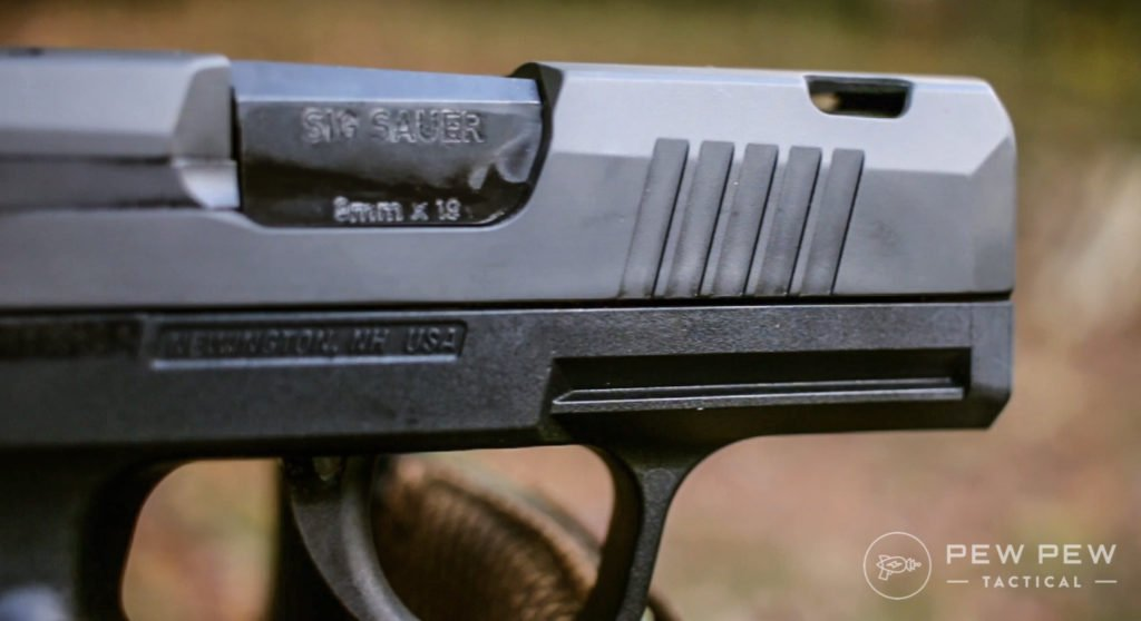 Sig P365 SAS Slide and Rail
