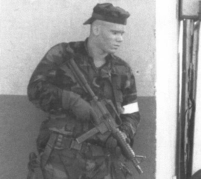 USMC AR-9, FAST Unit, Panama