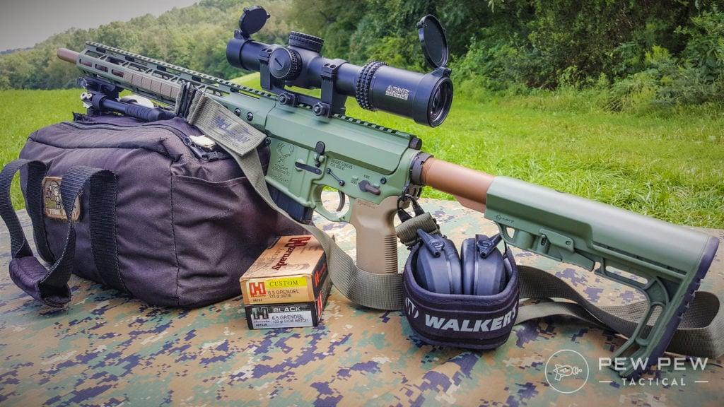 Grendel Hunting Setup